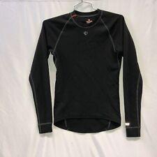Pearl Izumi PRO Series Base Layer Mens Small Long Sleeves Cycling Black Thermal