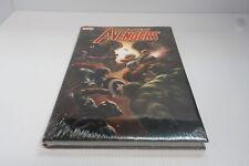 Marvel Hardcover - The New Avengers Vol 5 Brian Michael Bendis! New