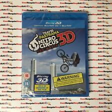 Nitro Circus - The Movie (3D Blu-ray, 2013) *New & Sealed*