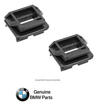 For BMW E38 Set of 2 Front or Rear Support for Inside Door Pull Handle Genuine