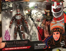 "Power Rangers Lightning Collection 6"" Mighty Morphin Lord Zedd And Rita Repulsa"
