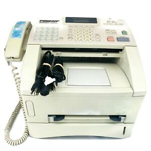 Brother IntelliFax 4100E Printer Fax Machine Tested Working USB Power Cord