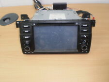 BMW 96-06 3-Series/M3 Aftermarket Head Unit DVD player Sat Nav