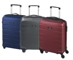 Skyflite Excel 4 Wheel 55cm Cabin Trolley Case (Product Code 1801)