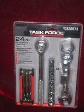 Task Force Mechanic's Tool Set 24 PC NEW NIP FAST SHIP