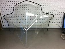 """19/"""" Clear Windshield 1989-1993 Polaris Indy 500"""
