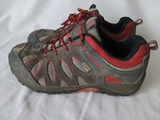 Merrell Chameleon Low Lace Waterproof Hiking Shoes Youth Boys Size 4M EUC Dirty