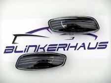 SCHWARZE Seitenblinker Spiegel Peugeot 207 CC SW RC LM 308 3008 5008 RCZ R