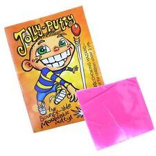 Jolly Masilla. Funky Novedad hinchable Goo Ideal Para Niños-familia/niños/viajes/Regalo
