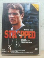 Strapped (DVD, 2002) Michael Biehn - Directed by Forest Whitaker - Region 4