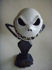 Rare Nightmare before Christmas Jack Skellington Bobble Head Knocker Figurine
