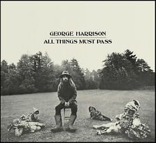 All Things Must Pass - George Harrison (2014, CD NUEVO)2 DISC SET