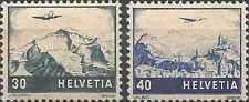 Timbres Avions Suisse PA42/3 ** lot 9987