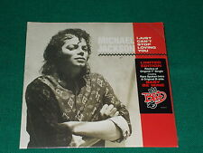 MICHAEL JACKSON I JUST CAN' T STOP LOVING YOU  7 POLLICI BAD 25° ANN.