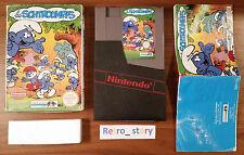 Nintendo NES Rush Les Schtroumpfs PAL