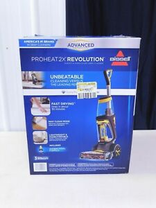 BISSELL 1551 PROHEAT 2X REVOLUTION CARPET & UPHOLSTERY DEEP CLEANER -(FLOOR)