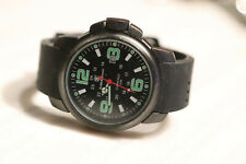 Smith & Wesson Men's Amphibian Commando 30 M Water Resistant Watch New Batt