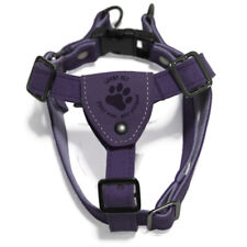 GOOBY Luxury Step-In Purple Harness Small Breed Dog Size Small