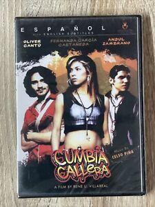 Antonio Beltran Hernandez [Cinematog, Cumbia Callera, DVD Brand New