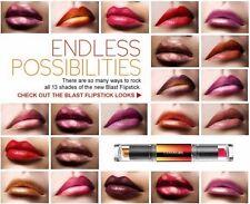 New Covergirl Blast Flip Stick Lipstick Lip Duo Color Choose Your Shade