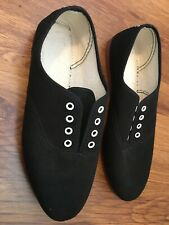 Flossy Style Womens Black Trainers Size 5