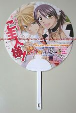 Kaicho wa Maid Sama / Fate/stay night promo fan uchiwa official