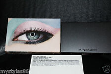 BNIB RARE Mac Cosmetics Limited Ed VHTF Trip 5 Cool Eyes - Shadow Palette Brush