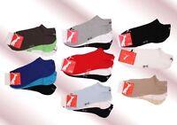 Damen+Herren Sneaker Socken PUMA 251025 3erPACK 65% Baumwolle