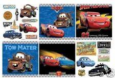 Disney Vinyl Cling Art Disney Cars Decorating Kit