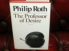 The Professor of Desire Phillip Roth Excellent 1st Ed.