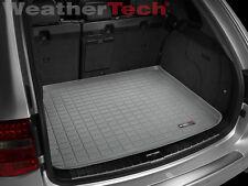 WeatherTech Cargo Liner - 2003-2010 - Porsche Cayenne - Grey