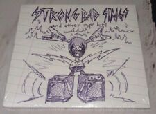 Brand New Strong Bad Sings and other type hits Album CD Homestar Runner