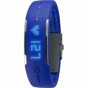 Polar Loop Activity Monitor & Sleep Tracker Sports Watch Fitness Wrist Band Blue