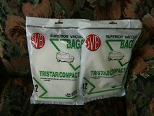 (24) Tristar/Compact Vacuum Bags Brand New.