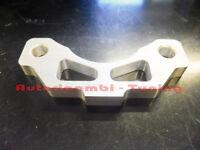 Distanziale motore in alluminio da 10 mm per marmitta sportiva FIAT 500 F L R