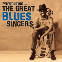 Various Artists - Presenting the Great Blues Singers (CD) (2007)
