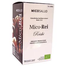 Mico-Rei - Reishi Bio - 70 gélules - 514 mg