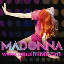 Madonna Coloured Vinyl Music Records