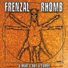 Frenzal Rhomb - A Man's Not a Camel - CD