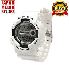 Casio G-Shock GD-110-7JF Big Case L-SPEC Fashion Street White Watch GD-110-7