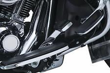Kuryakyn Chrome Extended Brake Pedal w/ Lower Fairing Harley Touring 2014-2017