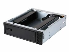 Silverstone FP57B Stackable 5.25-Inch to 3.5-Inch Hot-Swap Drive Bay Adapter
