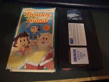 Treasure Island (VHS, 1994)
