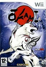 Nintendo Wii Game Okami Cult Game NEW