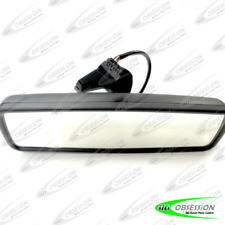 MG TF /LE 500  REAR VIEW MIRROR WITH LED COURTESY LIGHTS BRAND NEW GENUINE PART