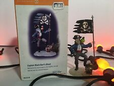 New Department 56 Captain Black Bart'S Ghost #55149 Village Piece Accessory