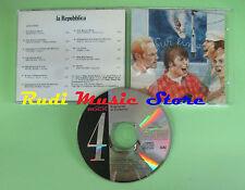 CD AMERICA DEL ROCK 4 compilation PROMO 94 BEACH BOYS MAMAS PAPAS (C16*) no mc