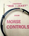 Morse 10 Boat Marine Shift Throttle Cable Oem D48296-000-120 Control Cable Nos