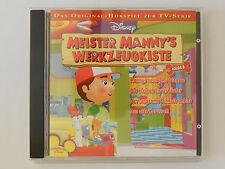 CD Meister Manny´s Werkzeugkiste Folge 8 Disney Hörspiel