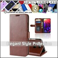 Etui Coque Housse Cuir PU Leather Wallet Case Cover Huawei Honor V20 / View 20